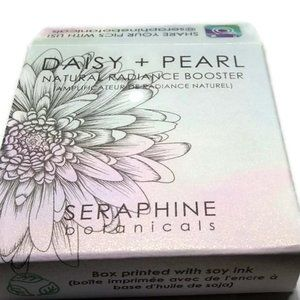 Seraphine daisy + Pearl Radiance Booster